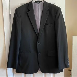 Haggar-Black suit jacket